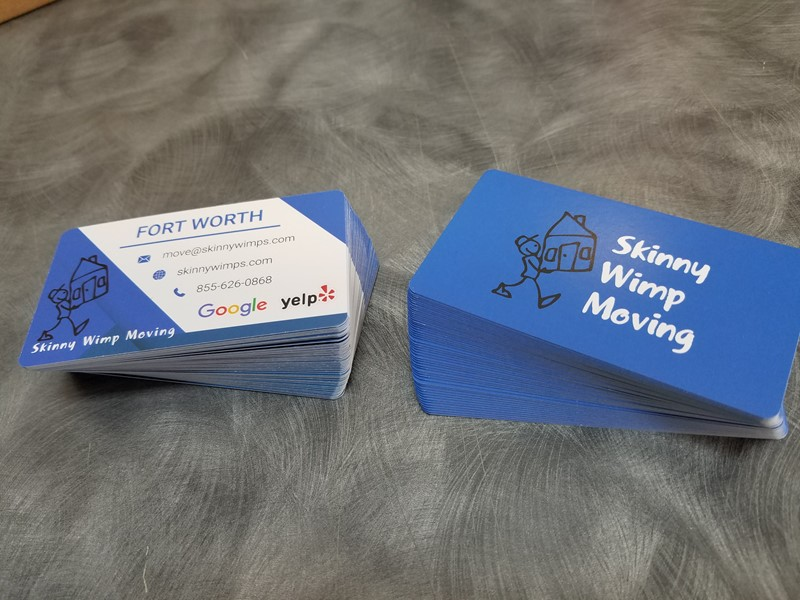 Business Cards Printing | Keller, TX | A & R COPY & SHIP HQ